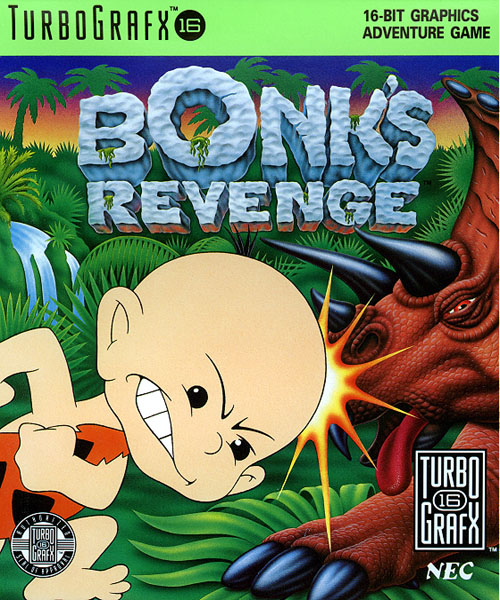Bonk's Revenge (U)